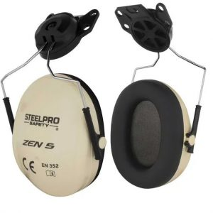 Fono Steelpro Zen 5 Para Casco