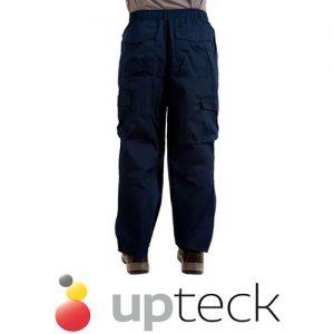 Pantalón Poplin Azul