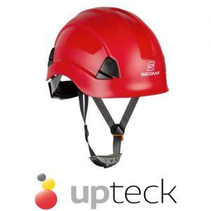 Casco Protection II Rojo
